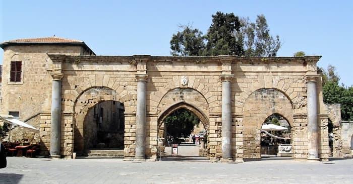 The Venetian Palace, Famagusta.