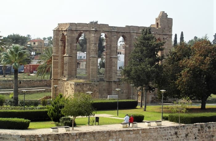 Church of St. George of the Latins, Famagusta.