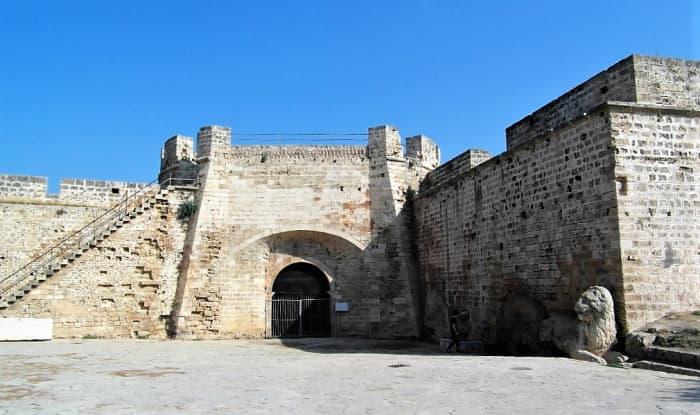 The Sea Gate, Famagusta.