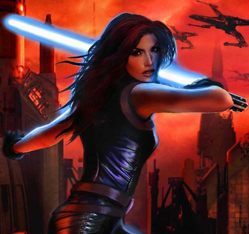Mara Jade Skywalker