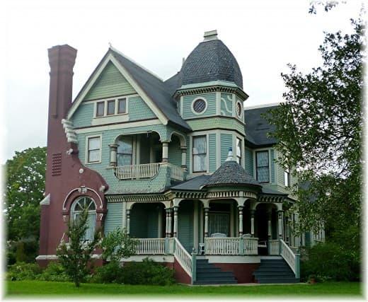 The Parish House B & B in Calvert, Texas