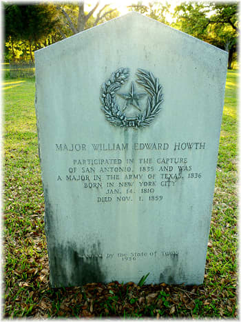 Masonic Cemetery in Chappell Hill, TX