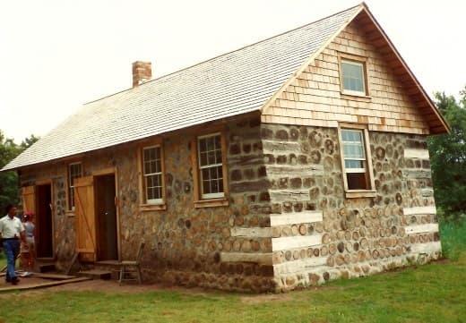 Kruza House at Old World Wisconsin