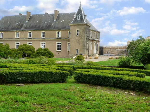 The House of the Officers, Rodemack, France