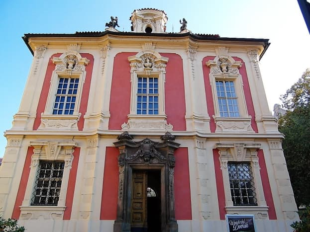The Dvorak Museum, Prague..
