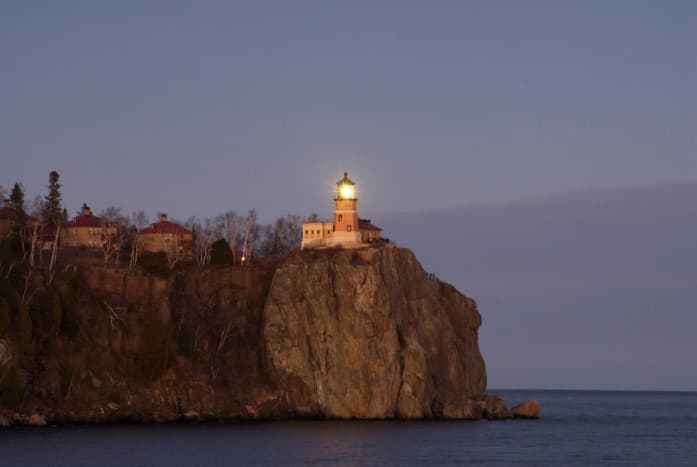 Spllt Rock Lighthouse - Minnesota
