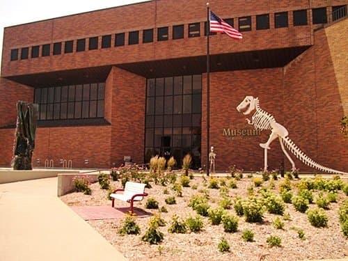 Neville Public Museum in Green Bay, Wisconsin