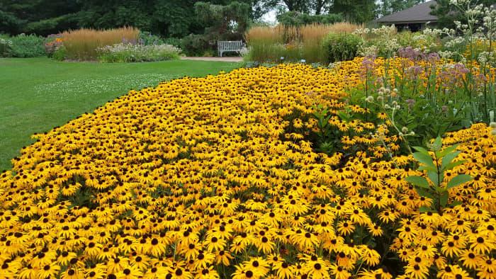 Green Bay Botanical Gardens in Green Bay, Wisconsin