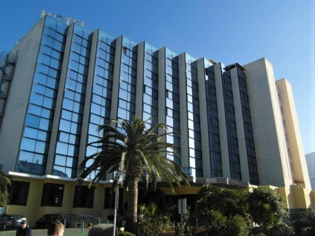 Hotel Port Denia.