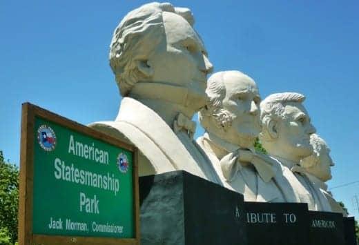 View of Statesmanship Park
