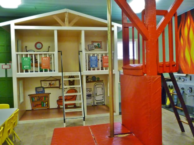 The Fire Museum of Houston Kids' Room