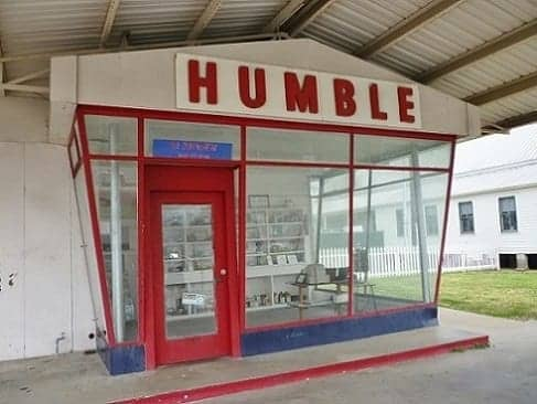 Cypress Top Humble Gas Station