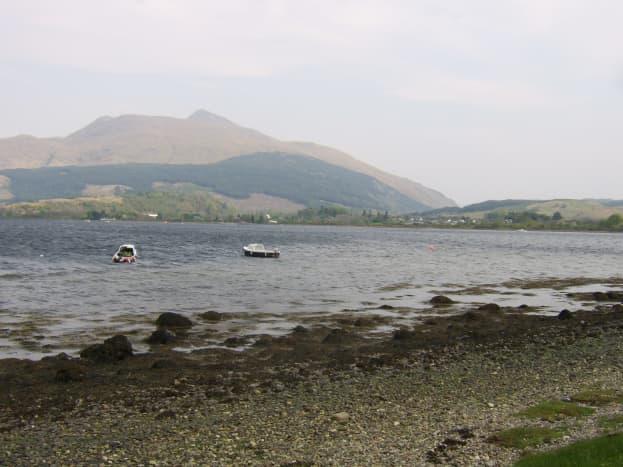Airds Bay, Loch Etive, near Taynuilt