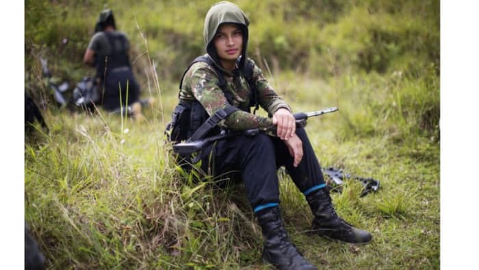 Juliana, a FARC rebel became a guerrilla fighter due to personal tragedy and not due to political ideology. At the age of 16 she claims to have been raped by her stepfather. She then decided to flee her impoverished home and follow the footsteps of a