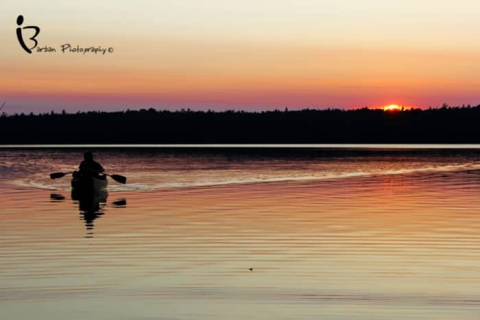 Cyprus Lake - Bruce Peninsula National Park