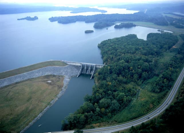 The Tellico Dam: Congress Wanted to Provide Jobs and Resources to the Tennessee Valley
