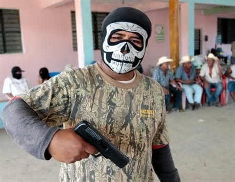 Presumed cartel member