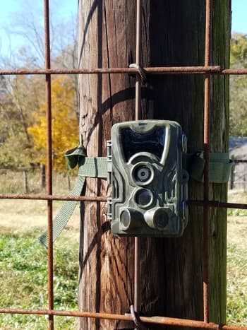 Henf HC801A Trail Camera