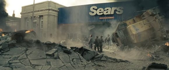 The product placement is so blatant throughout the movie, especially in the action scenes, it's hilarious!