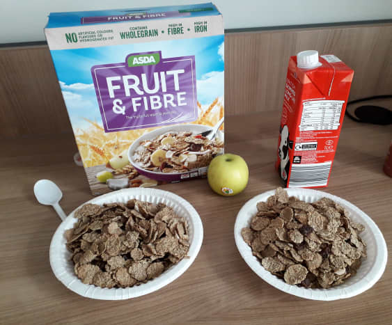 DIY breakfast.