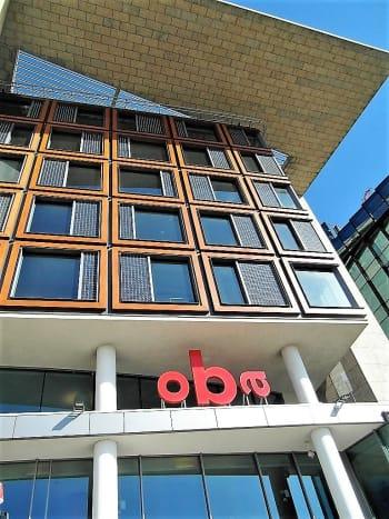 OBA on Oosterdok.