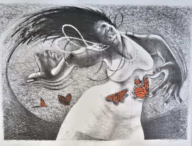 """""""Dancing With Butterflies"""""""