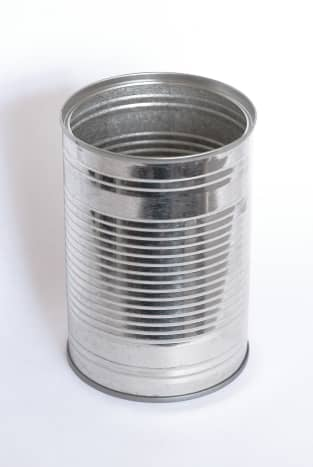 Interesting cooking pots. Clean cans of all sizes may serve as cooking and heating pots. Do not use if original content was poisonous.