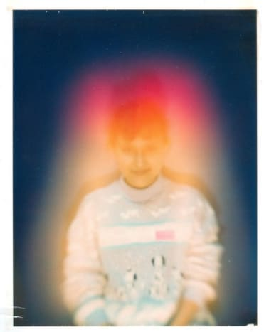 Ego and pride overtook me after the pic of my golden aura.  Where the heck is the light from my 7th chakra?? :(