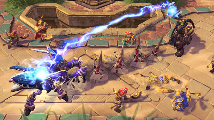 Heroes of the Storm Gameplay