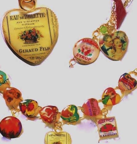 Antique Resin Jewelry