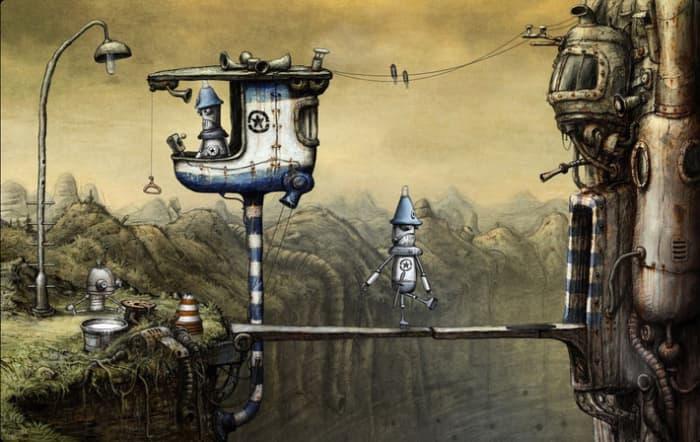 Machinarium Gameplay