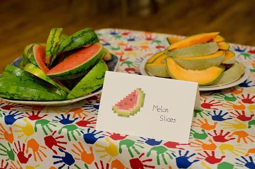 Minecraft Melon Slices