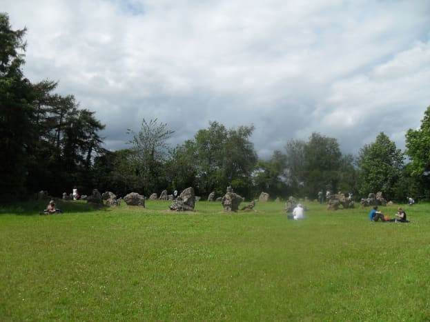 The Rollright Stones, The King's Men.