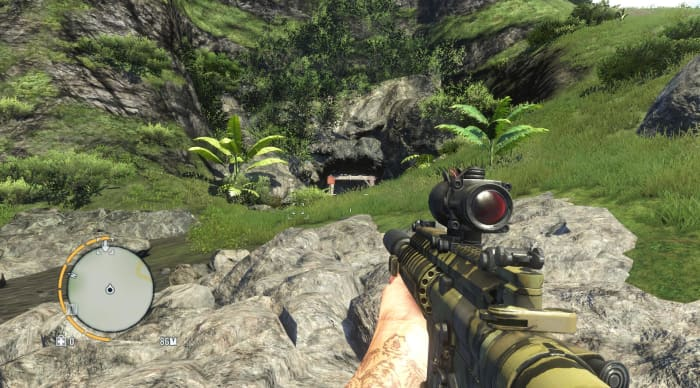 Archaeology 101 - Gameplay 01: Far Cry 3 Relic 79, Boar 19.