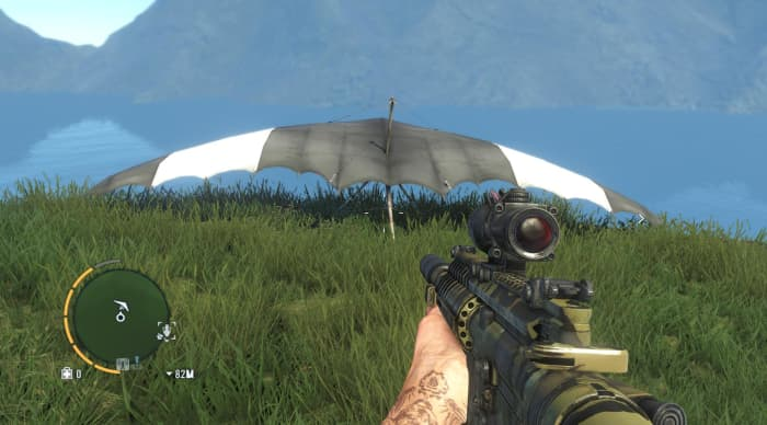 Archaeology 101 - Gameplay 01: Far Cry 3 Relic 107, Heron 17.