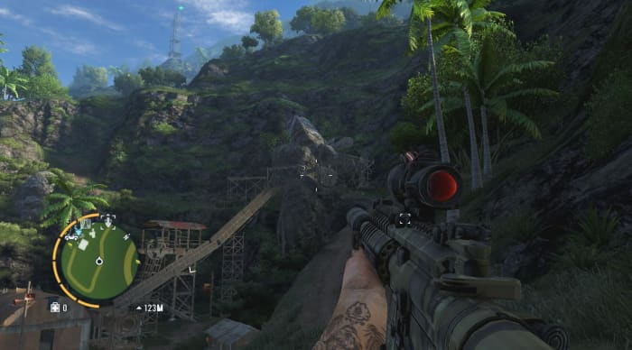 Archaeology 101 - Gameplay 01: Far Cry 3 Relic 48, Shark 18.
