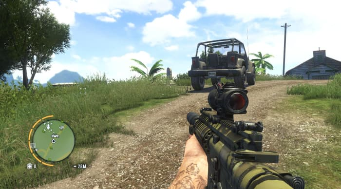 Archaeology 101 - Gameplay 01: Far Cry 3 Relic 108, Heron 18.