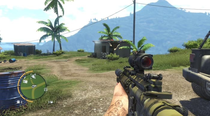 Archaeology 101 - Gameplay 01: Far Cry 3 Relic 49, Shark 19.