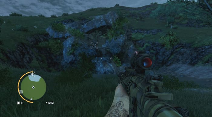 Archaeology 101 - Gameplay 01: Far Cry 3 Relic 76, Boar 16.