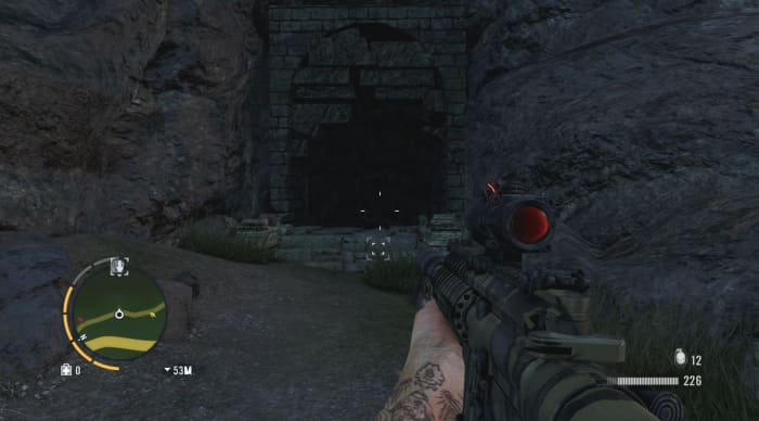 Archaeology 101 - Gameplay 01: Far Cry 3 Relic 16, Spider 16.