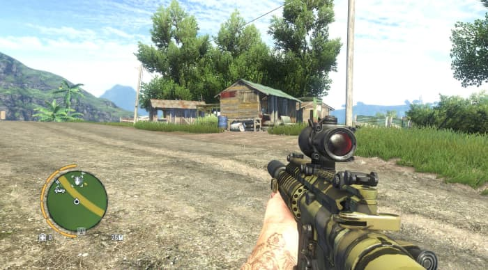 Archaeology 101 - Gameplay 01: Far Cry 3 Relic 105, Heron 15.