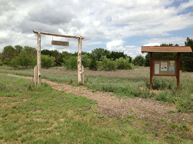 Jim Rodgers Hiking Trail Williamson County Regional Park  Leander and Cedar Park TX