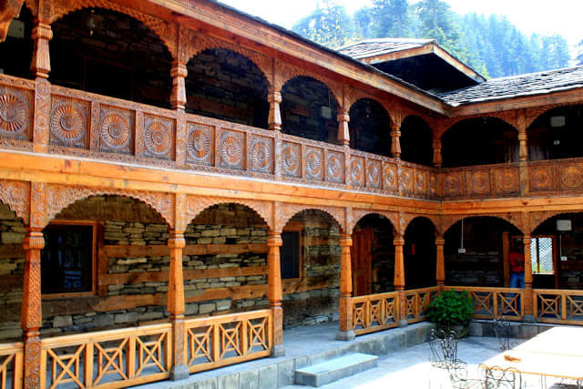 The Naggar Castle