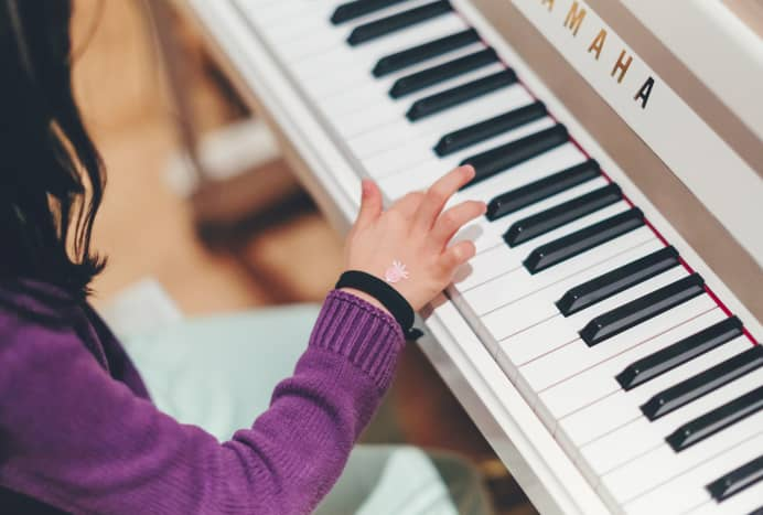 Learning to play a new musical instrument can be great fun