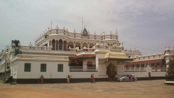 Kanadukathan Palace