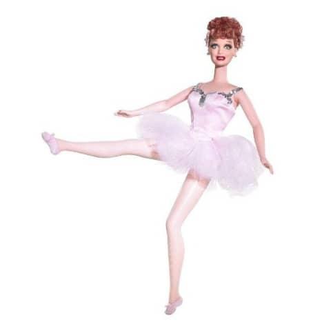 I Love Lucy Ballet Barbie