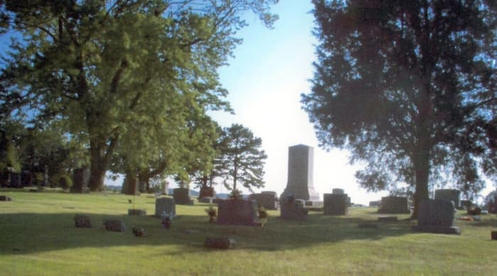 Elmwood Cemetery: Equality, IL
