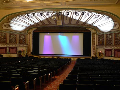 The Palace Theatre, Lorain OH