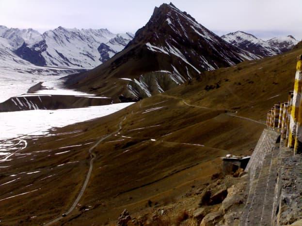 Around Lahaul-Spiti