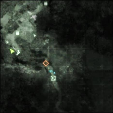 Map: Upriver M-COM / Satellite Uplink 02.